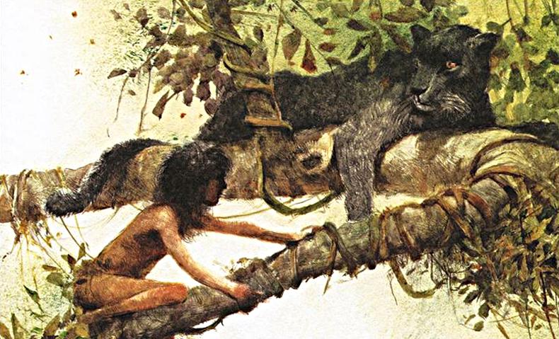Книга джунглей. Иллюстрации Роберта Ингпена