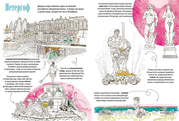 «Усадьбы и парки Санкт-Петербурга»