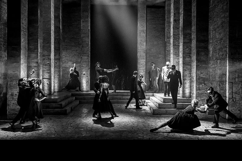 Ромео и Джульетта, Театральная компания Кеннета Браны, Лондон, фотограф: Johan Persson