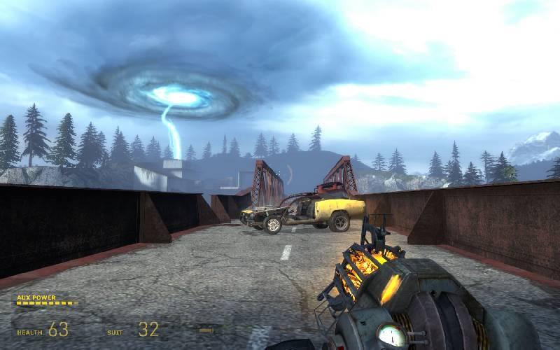 Иллюстрация 1 из 17 для Half-Life 2. Episode Two (DVDpc)   Лабиринт - софт. Источник: ааа  ааа ааа