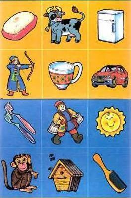 Иллюстрация 1 из 10 для Игры в папке: Ассоциации | Лабиринт - игрушки. Источник: Пчёлка Майя