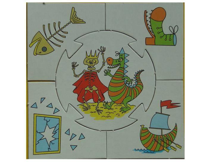 Иллюстрация 1 из 11 для Ассоциации. Игра (12119, 00050) | Лабиринт - игрушки. Источник: мама малыша