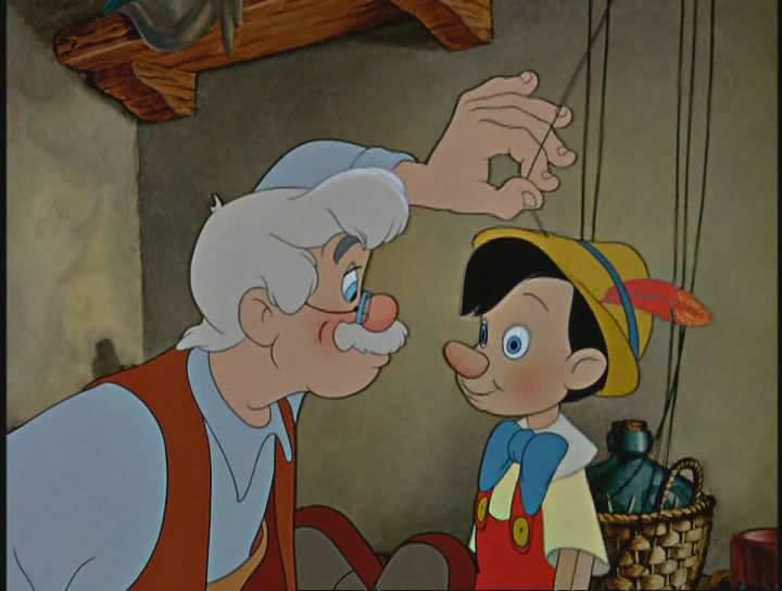 Иллюстрация 1 из 17 для Пиноккио (DVD) - Гамильтон Ласки | Лабиринт - видео. Источник: Guttt