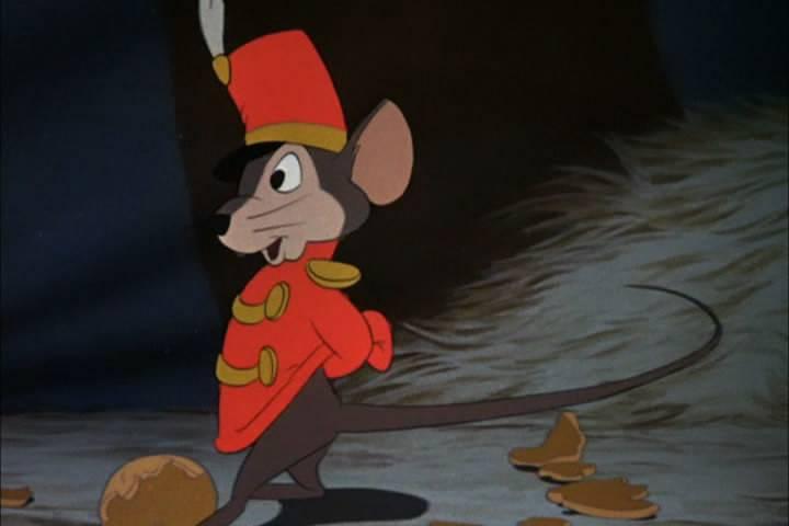 Иллюстрация 1 из 14 для Walt Disney. Дамбо (DVD) - Бен Шарпстин | Лабиринт - видео. Источник: Guttt