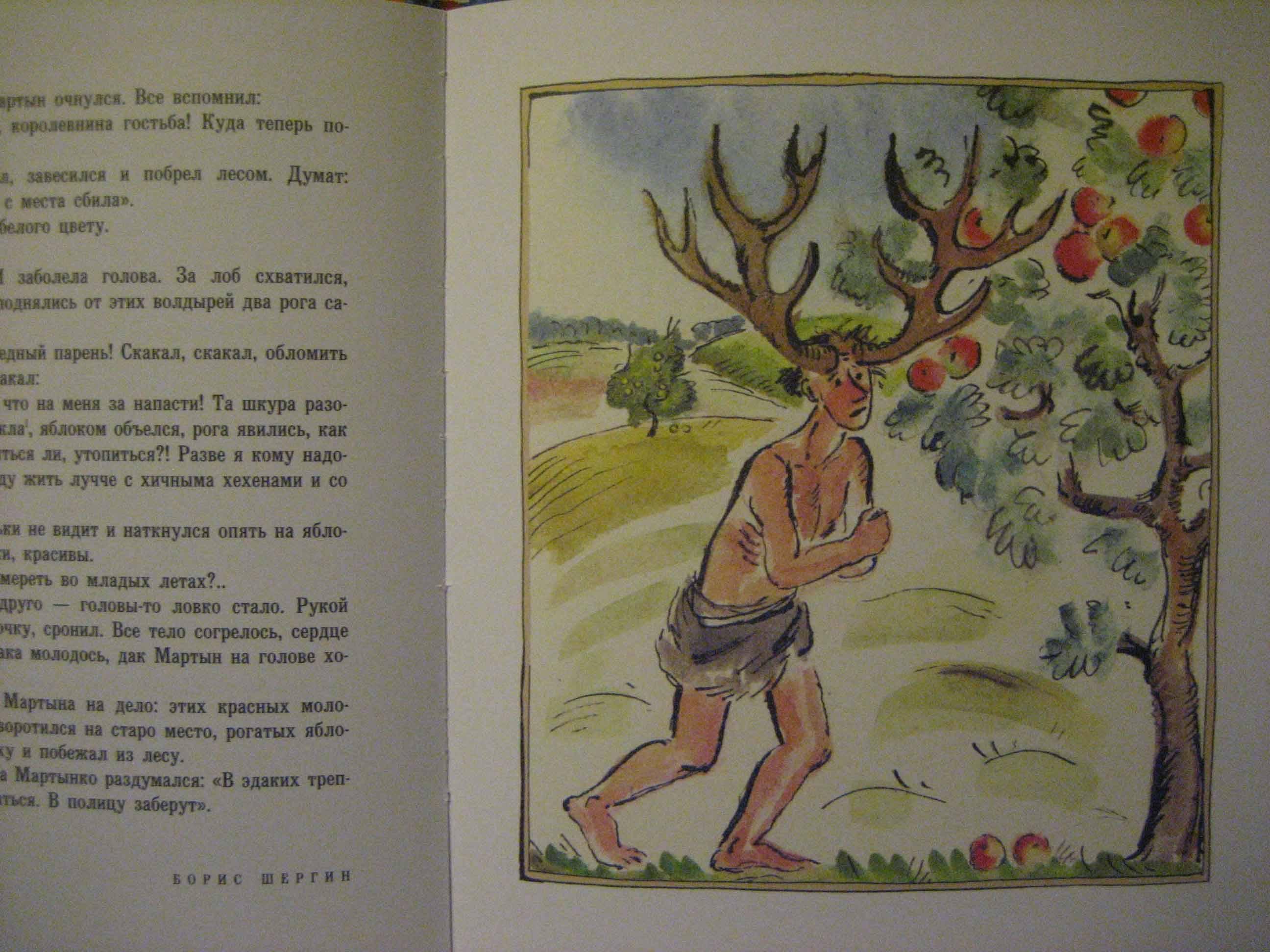 Иллюстрация 1 из 2 для Волшебное кольцо - Борис Шергин | Лабиринт - книги. Источник: Трухина Ирина