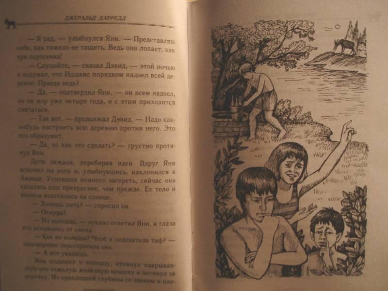 Иллюстрация 1 из 7 для Ослокрады. Говорящий сверток - Джеральд Даррелл   Лабиринт - книги. Источник: Natаly