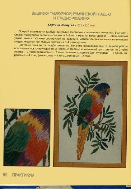 Иллюстрация 1 из 11 для Живописная вышивка гладью. Основы мастерства - Вероника Королева | Лабиринт - книги. Источник: Panterra