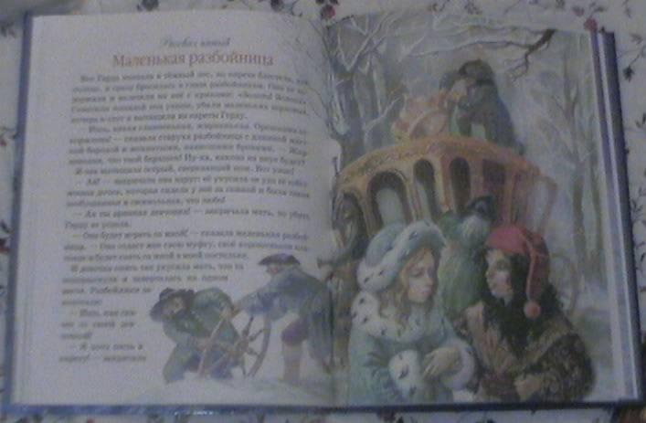Иллюстрация 1 из 23 для Снежная королева - Ханс Андерсен   Лабиринт - книги. Источник: Никитина  Анастасия Александровна