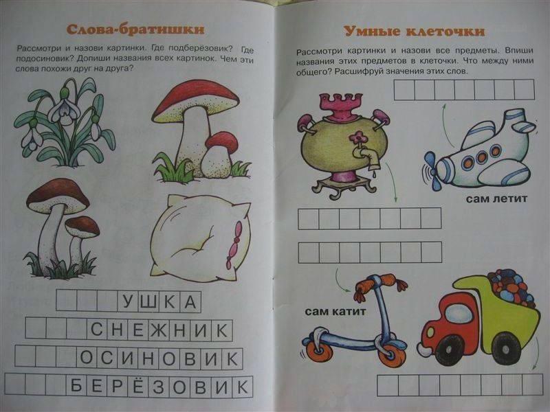 Иллюстрация 1 из 2 для Новые слова: Словообразование: 5-8 лет - Елена Янушко | Лабиринт - книги. Источник: Юта