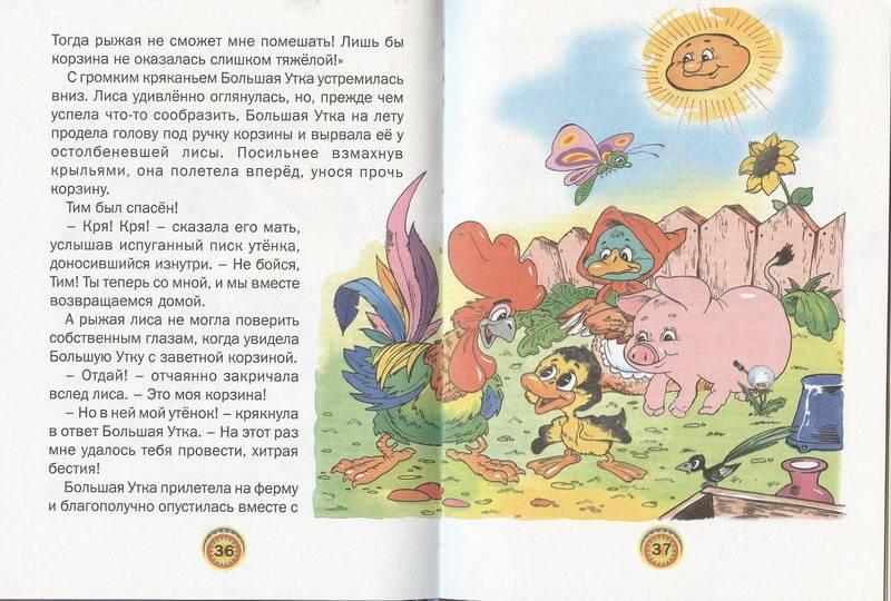Иллюстрация 1 из 6 для Знаменитый утенок Тим - Энид Блайтон | Лабиринт - книги. Источник: Елена