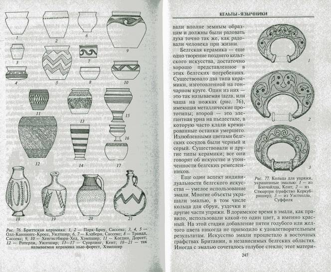Иллюстрация 1 из 2 для Кельты-язычники. Быт, религия, культура - Энн Росс | Лабиринт - книги. Источник: Panterra