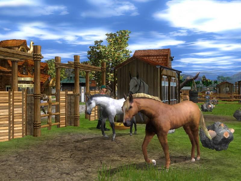 Иллюстрация 1 из 9 для WildLife Park 2. Долина лошадей (DVDpc) | Лабиринт - софт. Источник: Юлия7