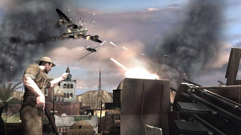 Иллюстрация 1 из 11 для Hour of Victory (DVDpc) | Лабиринт - софт. Источник: Юлия7