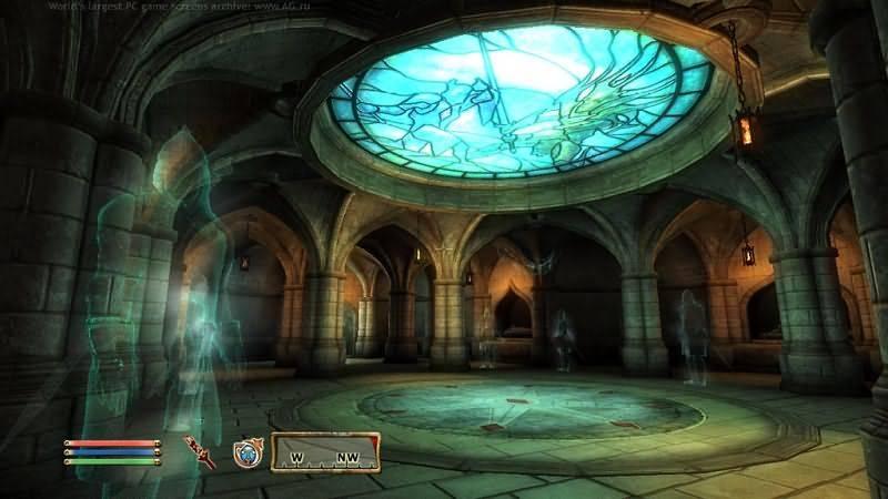 Иллюстрация 1 из 4 для The Elder Scrolls IV: Knights of the Nine | Лабиринт - софт. Источник: Юлия7