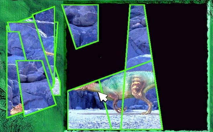 Иллюстрация 1 из 3 для Динозавр. Игры юрского периода (CDpc) | Лабиринт - софт. Источник: Юлия7
