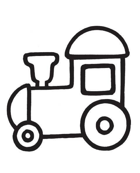Очередная свежая подборка раскрасок для маленьких детей (94 раскраски) .