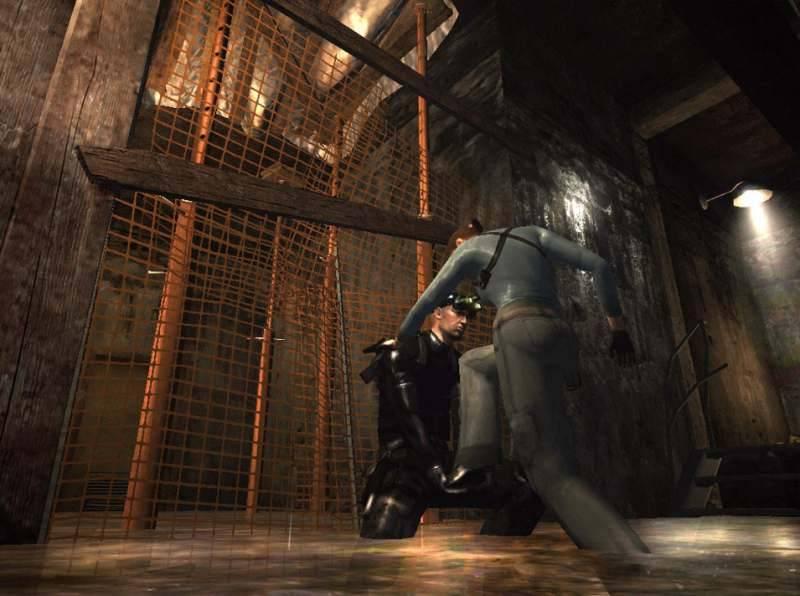 Tom Clancy's Splinter Cell Double Agent Screenshots. PC) .