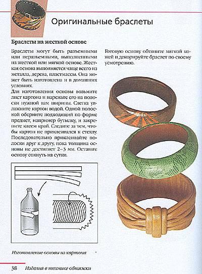 Иллюстрация 1 из 2 для Стильные штучки из кожи - Елена Черкизова | Лабиринт - книги. Источник: Panterra