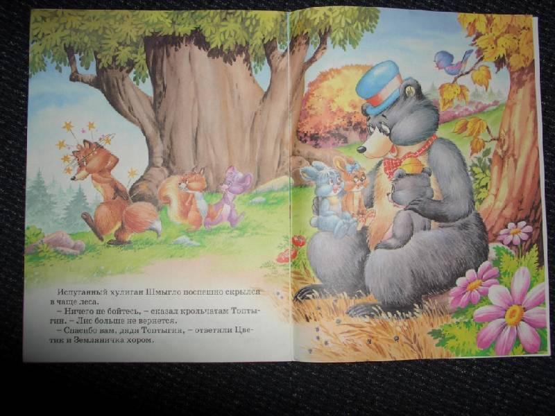 Иллюстрация 1 из 2 для Цветик и злой лис | Лабиринт - книги. Источник: sher