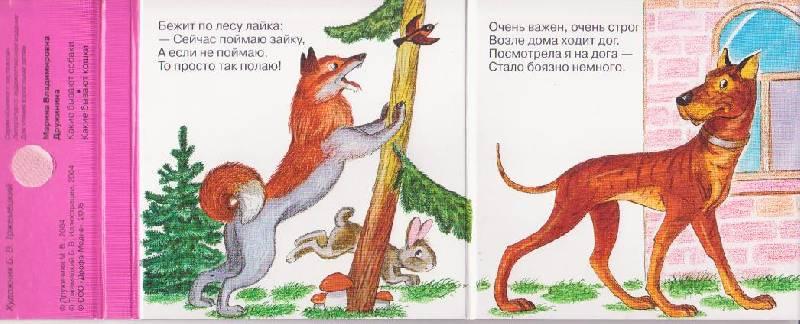 Иллюстрация 1 из 3 для Какие бывают кошки? Какие бывают собаки? - Марина Дружинина | Лабиринт - книги. Источник: Ёжик