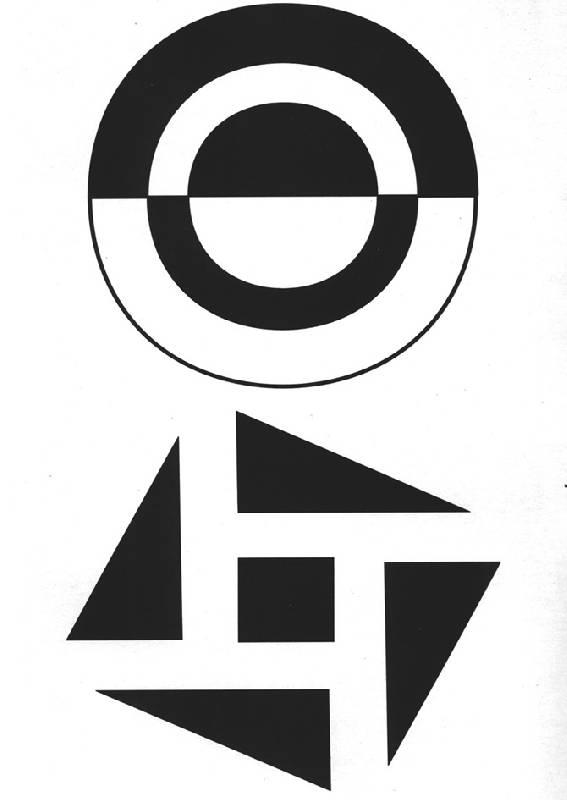 Иллюстрация 1 из 3 для Погремушка: Решетки. Развитие зрения. Для детей от 0 до 2 лет   Лабиринт - книги. Источник: OOlga