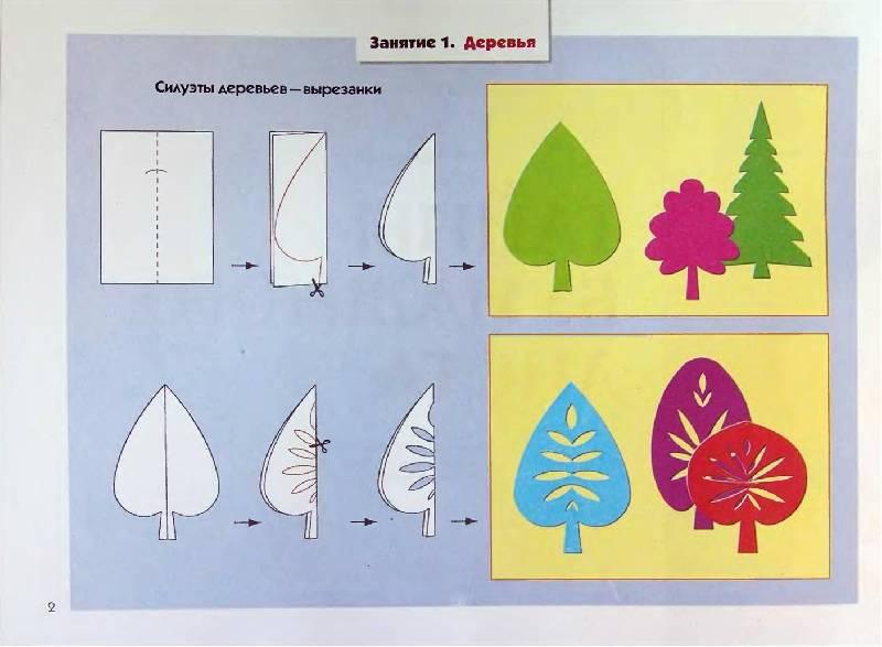 Поделки из бумаги для младших школьников