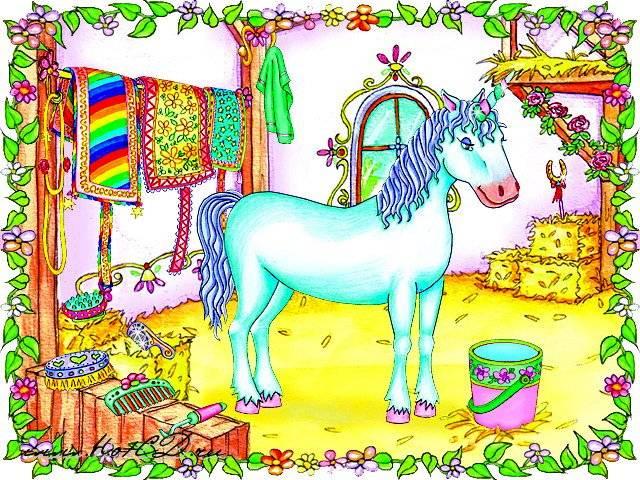 Иллюстрация 1 из 3 для Единорог принцессы Лилифи (CDpc) | Лабиринт - софт. Источник: Юлия7