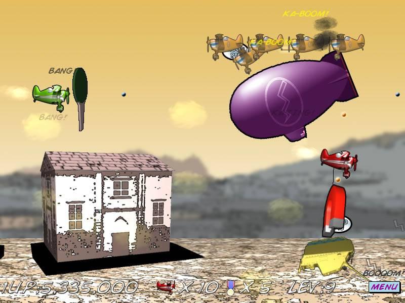 Иллюстрация 1 из 5 для Пилот-истребитель (CDpc)   Лабиринт - софт. Источник: Юлия7