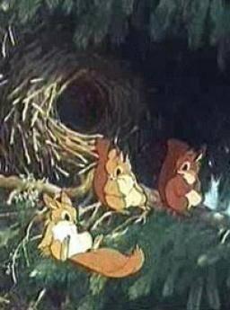 Лесные путешественники (1951)