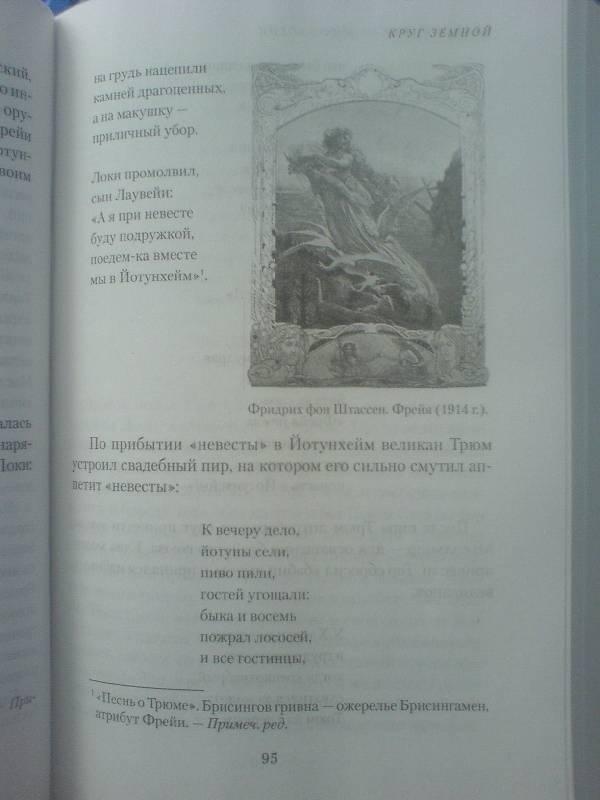 Иллюстрация 1 из 2 для Скандинавская мифология. Энциклопедия | Лабиринт - книги. Источник: Shoni