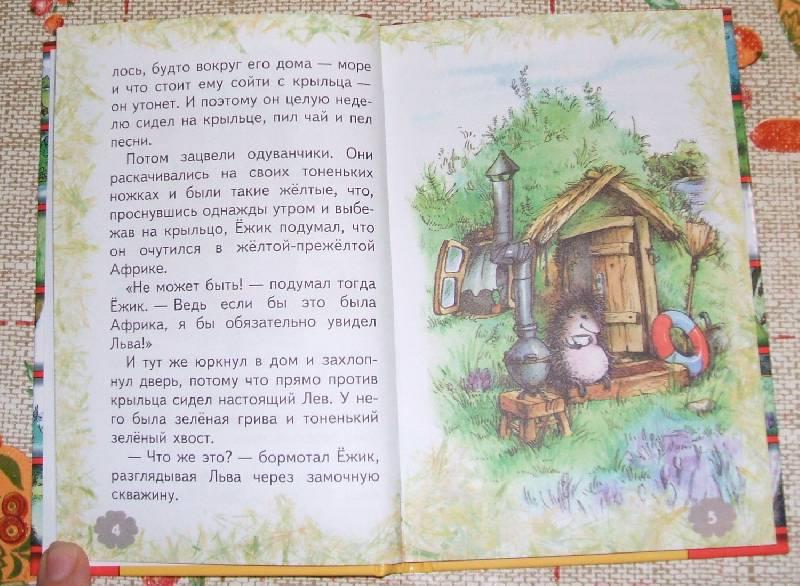Иллюстрация 1 из 9 для Ежик в тумане - Сергей Козлов | Лабиринт - книги. Источник: ashatan