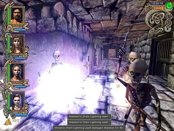 Иллюстрация 1 из 3 для Меч и Магия IX (русская версия)   Лабиринт - софт. Источник: Юлия7