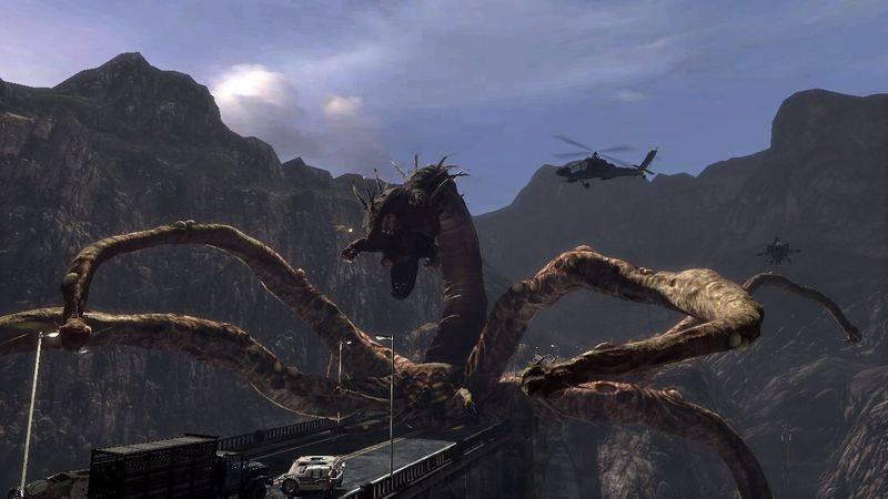 BlackSite: Area 51 - скриншоты, трейлеры. LIVE!