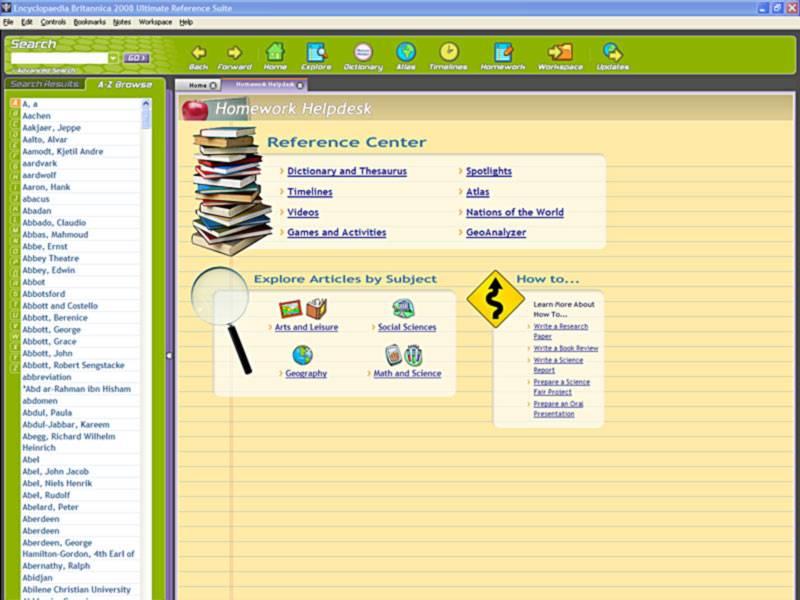 Иллюстрация 1 из 9 для Britannica 2008. Ultimate Reference Suite (DVDpc) | Лабиринт - софт. Источник: С  М В
