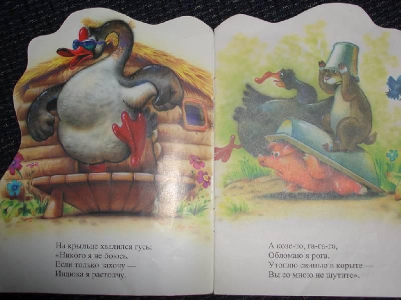 Иллюстрация 1 из 4 для Гусь и цыпленок - Владимир Степанов | Лабиринт - книги. Источник: sher