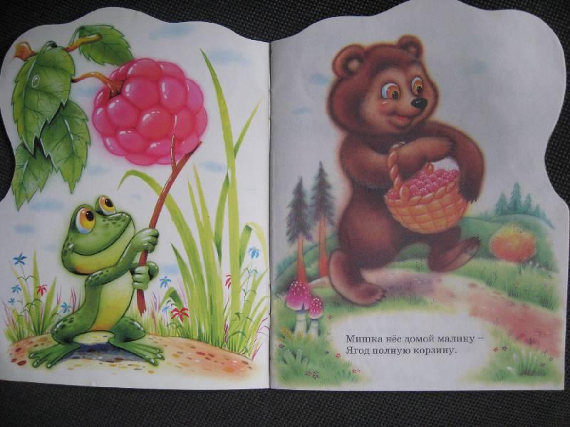 Иллюстрация 1 из 4 для Мишкина малина - Владимир Степанов   Лабиринт - книги. Источник: Букмарь