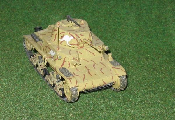 Иллюстрация 1 из 2 для 3516/Итальянский средний танк М-13/40 | Лабиринт - игрушки. Источник: Антоха