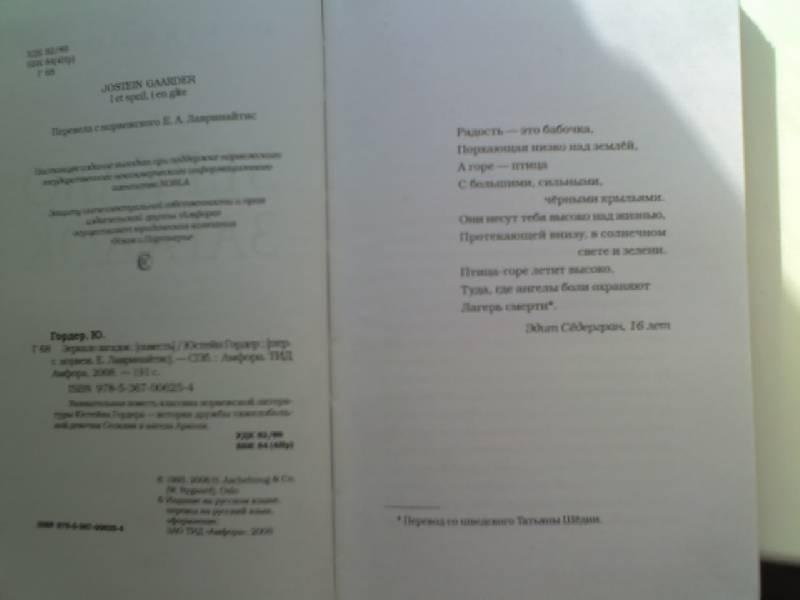 Иллюстрация 1 из 3 для Зеркало загадок - Юстейн Гордер | Лабиринт - книги. Источник: Olikuzmina
