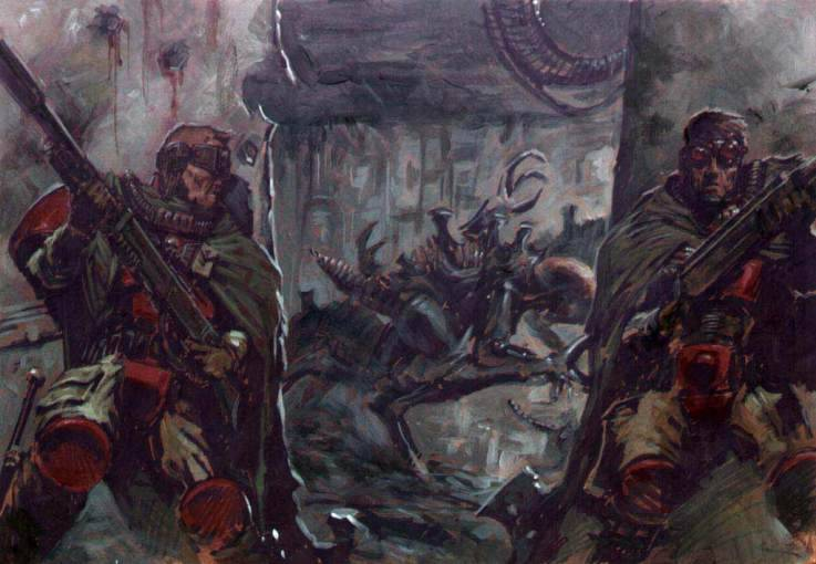 Иллюстрация 1 из 2 для Воины Ультрамара - Грэм Макнилл | Лабиринт - книги. Источник: Konrad Curze