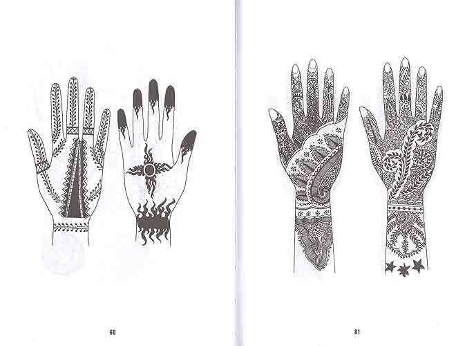 Иллюстрация 1 из 3 для Супермодные татуировки - Сумита Батра   Лабиринт - книги. Источник: Белый Кролик