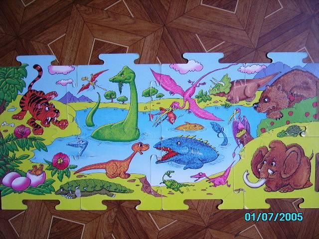 Иллюстрация 1 из 4 для Динозаврик ищет друга   Лабиринт - книги. Источник: Звездочка