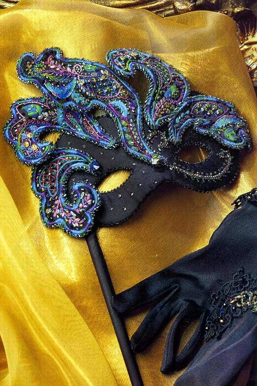 Хелен пирс объемная вышивка с бисером