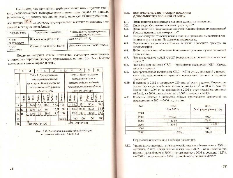 Статистика Салин В.Н. Электронный Учебник