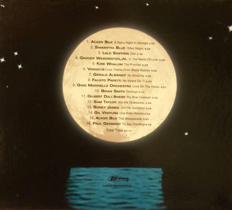 Иллюстрация 1 из 2 для Moonlight Sax (CD) | Лабиринт - аудио. Источник: lucky Katushka