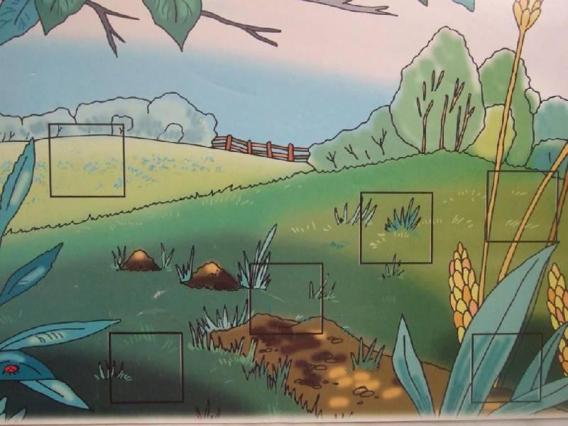 Иллюстрация 1 из 3 для Где чей дом? Лото для детей и родителей | Лабиринт - игрушки. Источник: Klyukofka