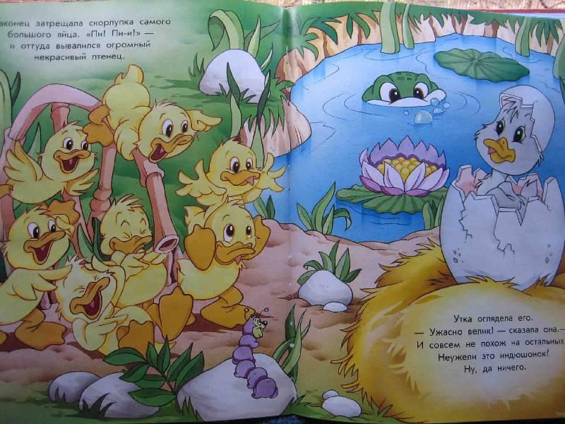 Иллюстрация 1 из 3 для Гадкий утенок: Сказка | Лабиринт - книги. Источник: Трухина Ирина