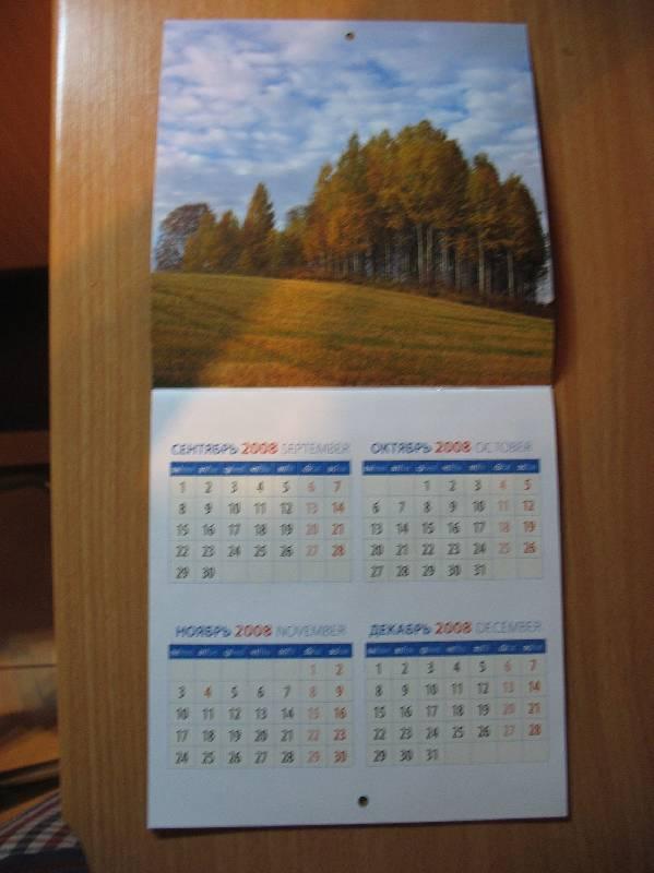 Иллюстрация 1 из 14 для Календарь 2009 Родной пейзаж (30812) | Лабиринт - сувениры. Источник: scarlett