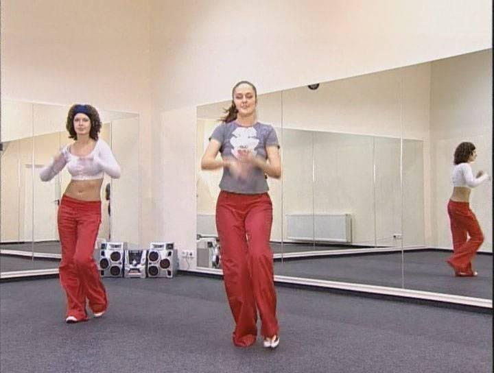 Иллюстрация 1 из 6 для Худеем танцуя: Танцевальная аэробика. Клубная Латина (DVD) | Лабиринт - видео. Источник: Rainbow