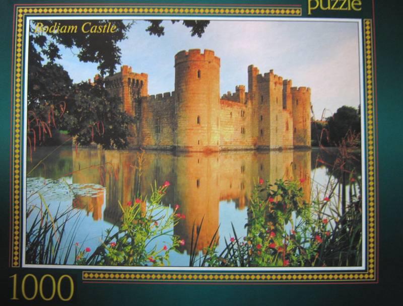 Иллюстрация 1 из 3 для Пазл-1000/1015/Замок Бодиам   Лабиринт - игрушки. Источник: Спанч Боб