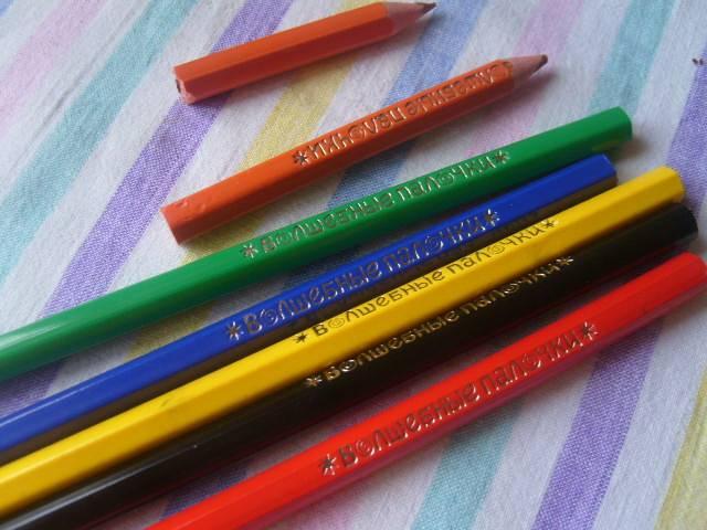Иллюстрация 1 из 6 для Карандаши гибкие 6 цветов (СВР-6)   Лабиринт - канцтовы. Источник: ЖБАНКОВА  АНАСТАСИЯ АЛЕКСАНДРОВНА